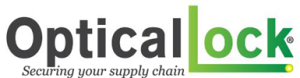 OpticalLock logo for supply chain security video